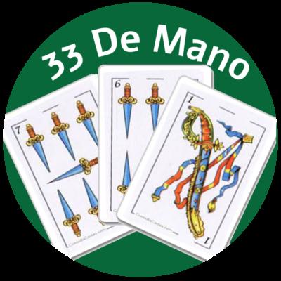 33 De Mano