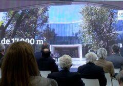 La Universidad de Buenos Aires inaugura Cero+Infinito